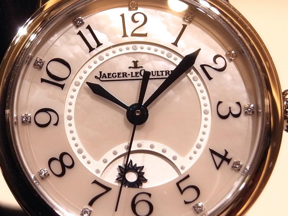 ジャガールクルト 華麗で洗練された丸み、そのカーブが極めてフェミニンな「ランデヴー・ナイト&デイ・スモール」-Jaeger-LeCoultre -R1169655