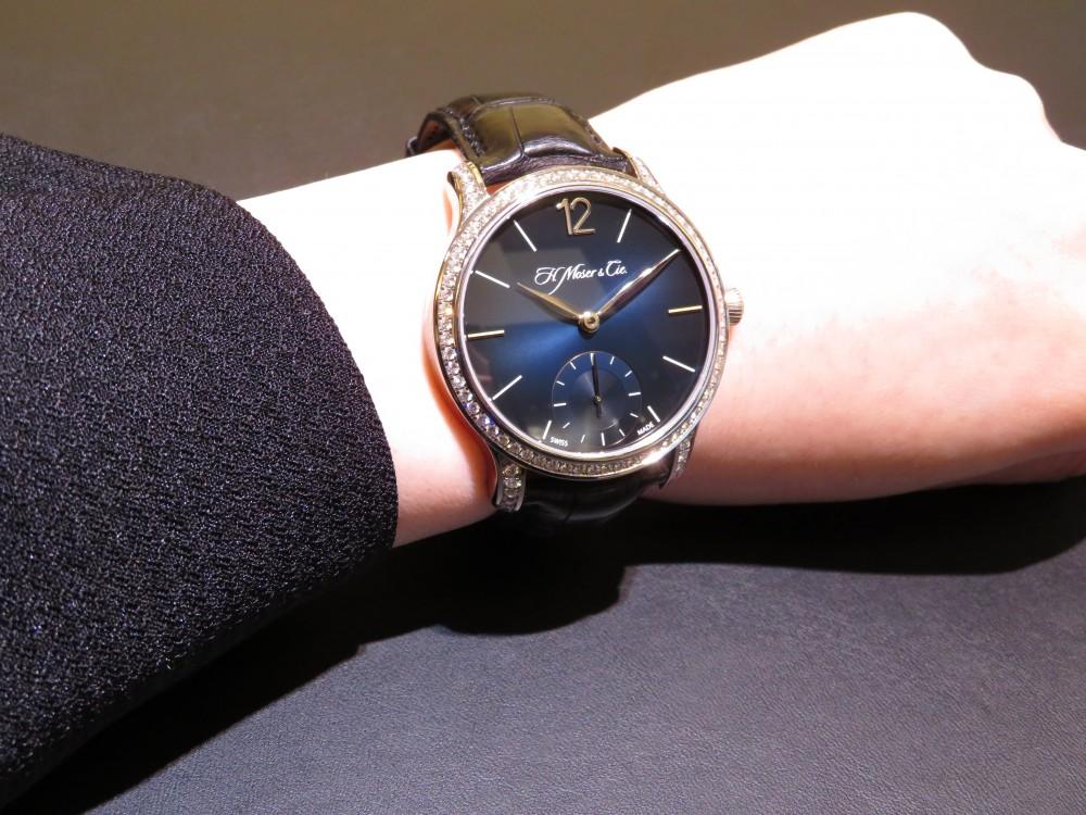 努力を形に。時計つくりに対する思いが詰め込まれたエンデバー・スモールセコンド-H.Moser&Cie. -IMG_0645