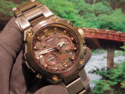 日本の美意識と技術力を徹底追及した一本! MRG-G1000B-1A4JR