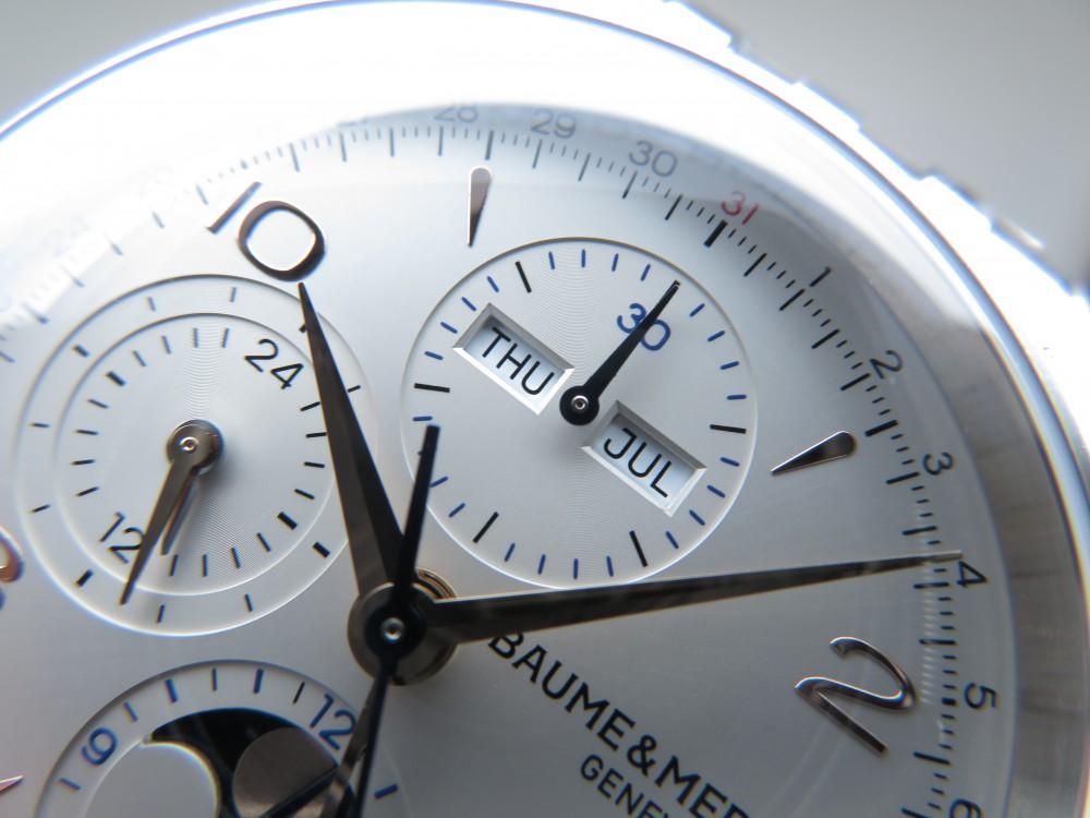 ボーム&メルシエ 実用性とエレガントを兼ね備えた、タイムレスなクリフトンをご紹介。-BAUME&MERCIER -IMG_1036