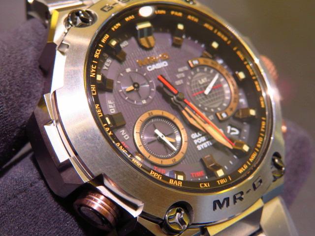 銅(あかがね)色が荘厳と輝く! 「MR-G Special Edition」MRG-G1000DC-1AJR-G-SHOCK -IMG_1050