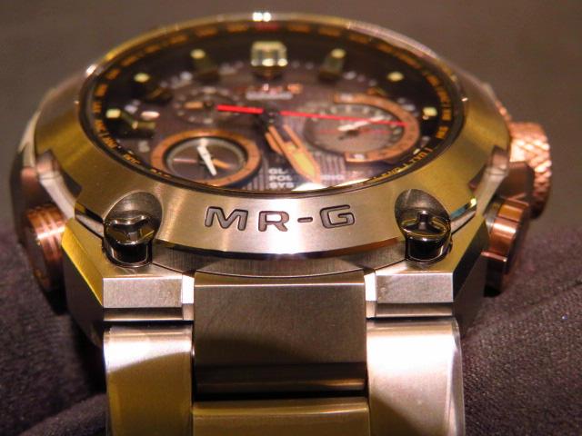 銅(あかがね)色が荘厳と輝く! 「MR-G Special Edition」MRG-G1000DC-1AJR-G-SHOCK -IMG_1051