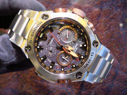 銅(あかがね)色が荘厳と輝く! 「MR-G Special Edition」MRG-G1000DC-1AJR