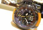 パネライ 旅行用に特別にデザインされた「ルミノール 1950 3デイズ GMT 24H オートマティック アッチャイオ PAM00531」