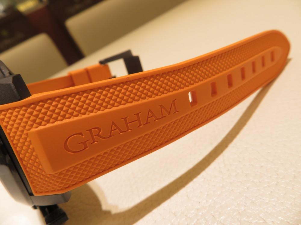 遊び心を忘れない時計。グラハムから「クロノファイター スーパーライトカーボン」をご紹介。-GRAHAM -IMG_1232