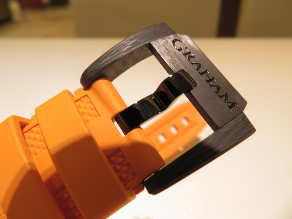 遊び心を忘れない時計。グラハムから「クロノファイター スーパーライトカーボン」をご紹介。-GRAHAM -IMG_1233