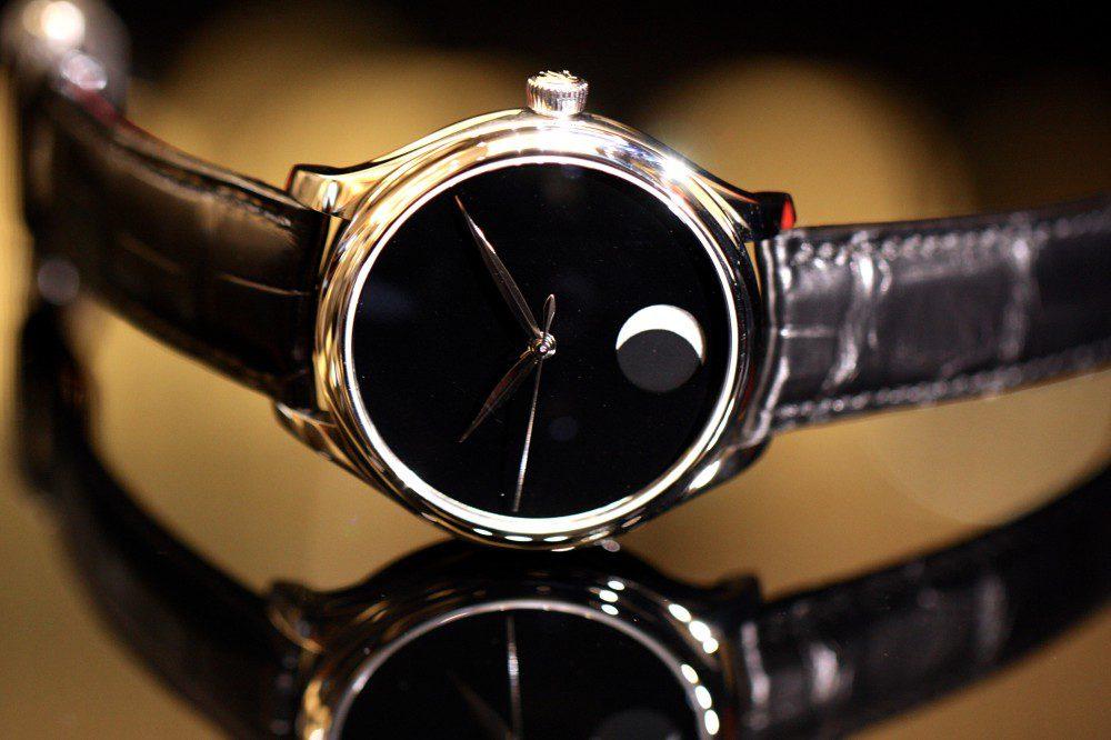 世界で最も黒い「ベンタブラック」文字盤の時計 H.モーザー 限定50本-H.Moser&Cie. -IMG_7310-1000x666