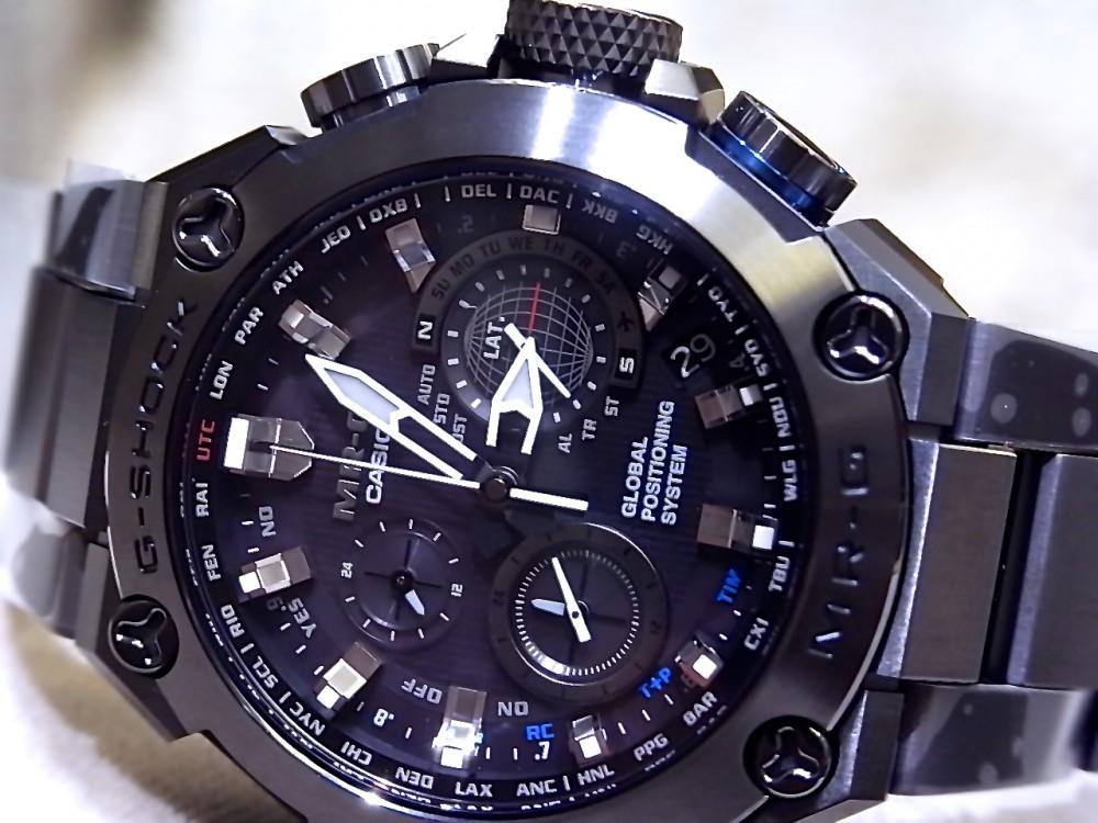 日本のものづくりが生んだ伝統と革新が融合  Gショックの最高峰「MR-G」-G-SHOCK -R1165418