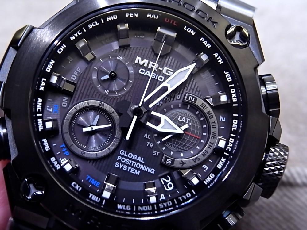 日本のものづくりが生んだ伝統と革新が融合  Gショックの最高峰「MR-G」-G-SHOCK -R1165422