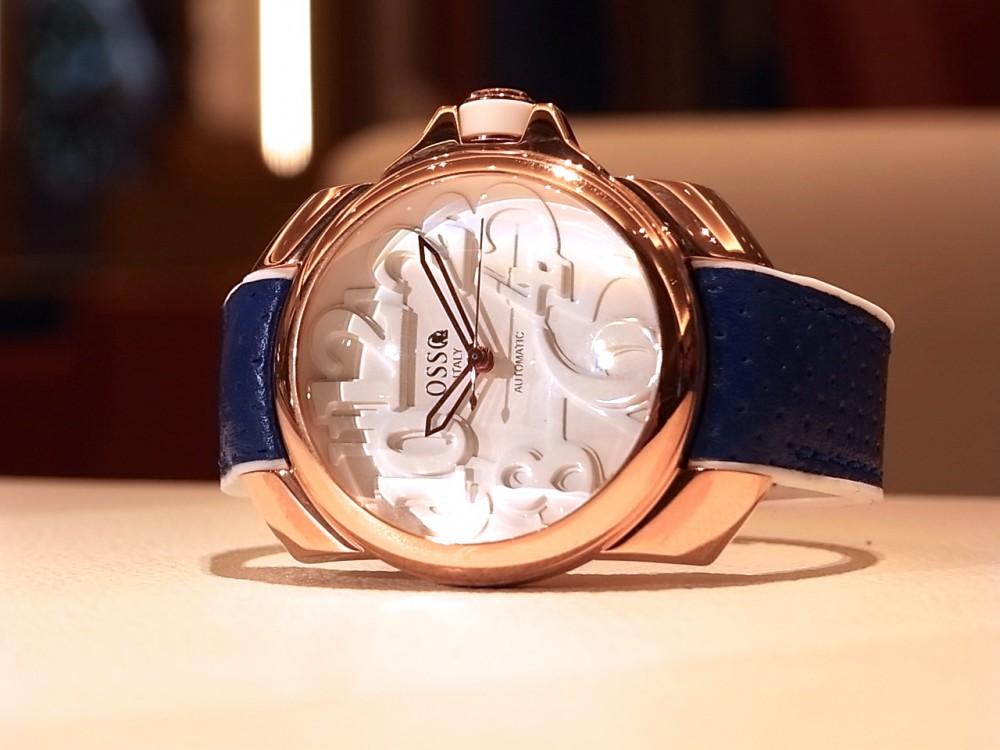 イタリアンデザイン!大人の品と遊び心を追求した腕時計「オッソイタリィ」-お知らせ -R1169828