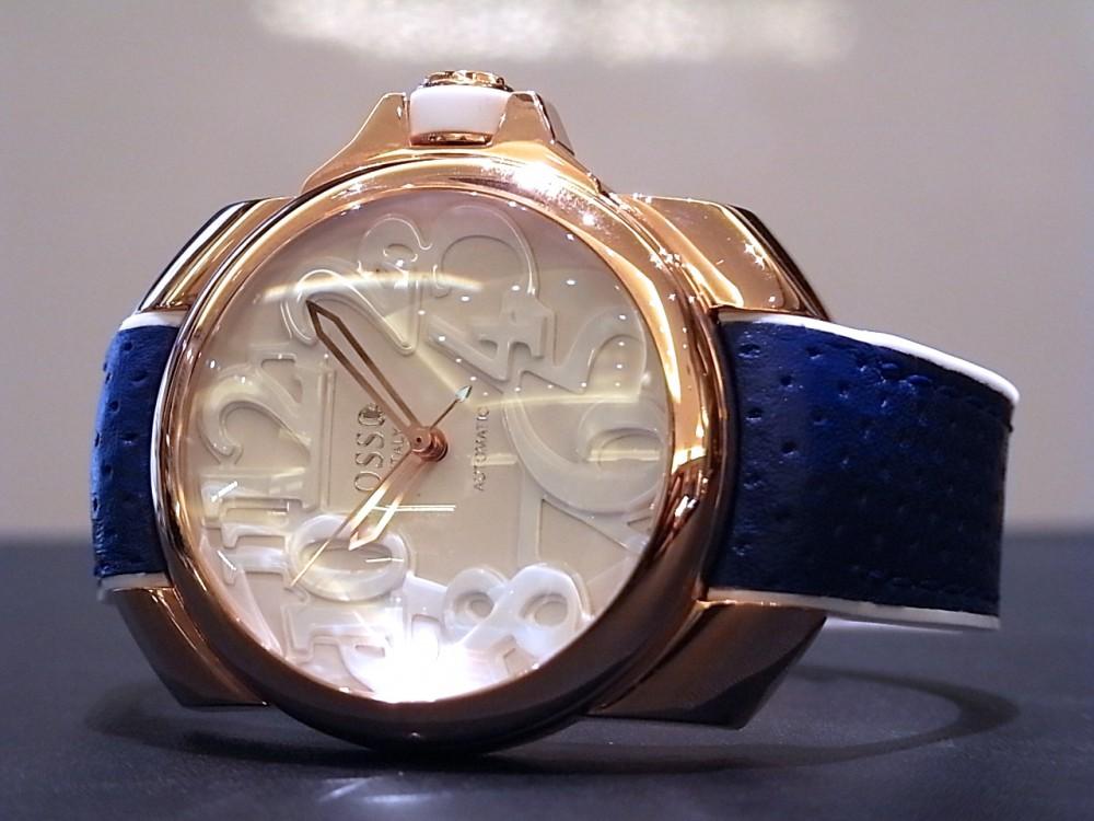 イタリアンデザイン!大人の品と遊び心を追求した腕時計「オッソイタリィ」-お知らせ -R1169829