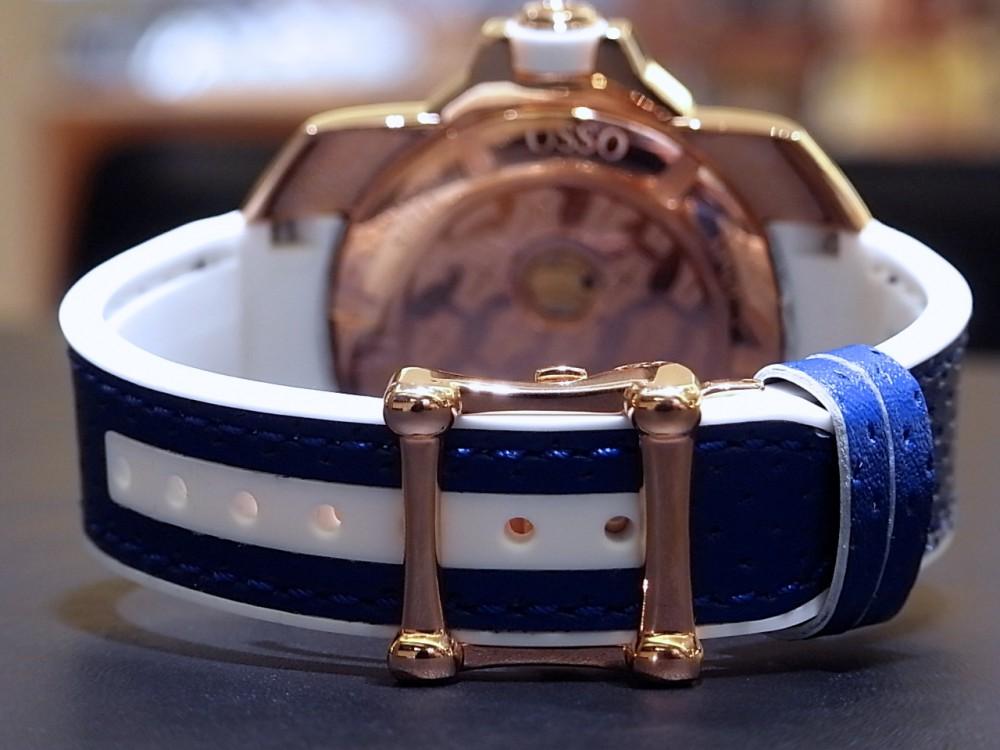イタリアンデザイン!大人の品と遊び心を追求した腕時計「オッソイタリィ」-お知らせ -R1169831