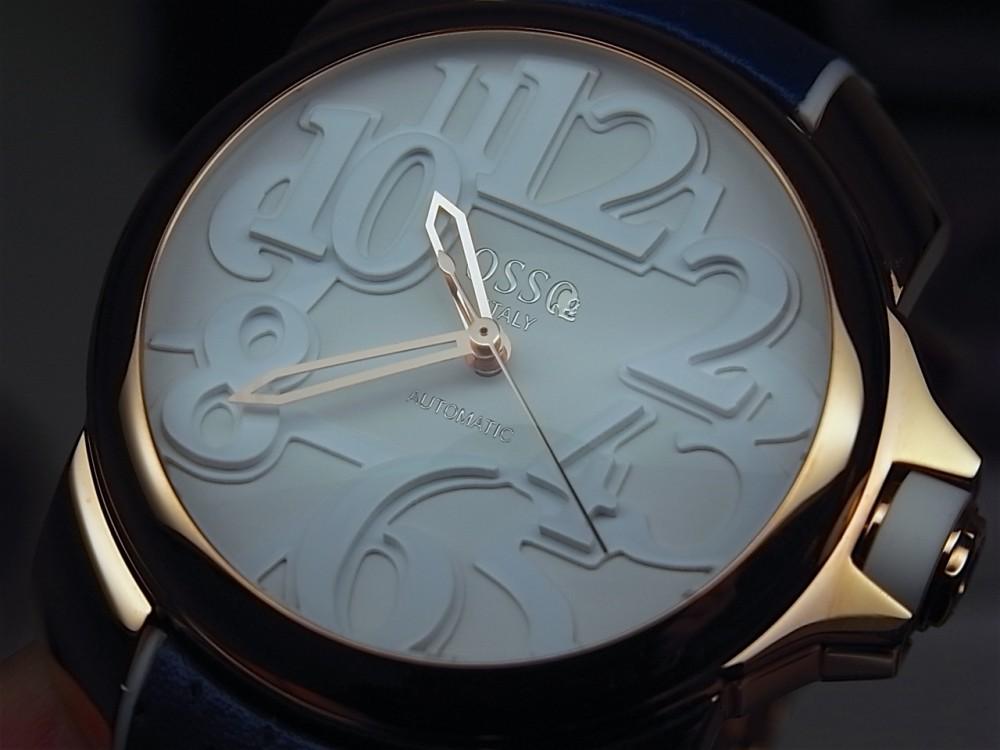 イタリアンデザイン!大人の品と遊び心を追求した腕時計「オッソイタリィ」-お知らせ -R1169846