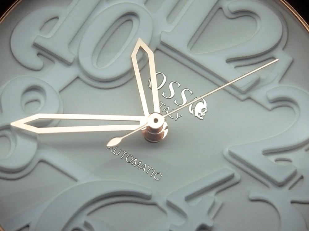 イタリアンデザイン!大人の品と遊び心を追求した腕時計「オッソイタリィ」-お知らせ -R1169848