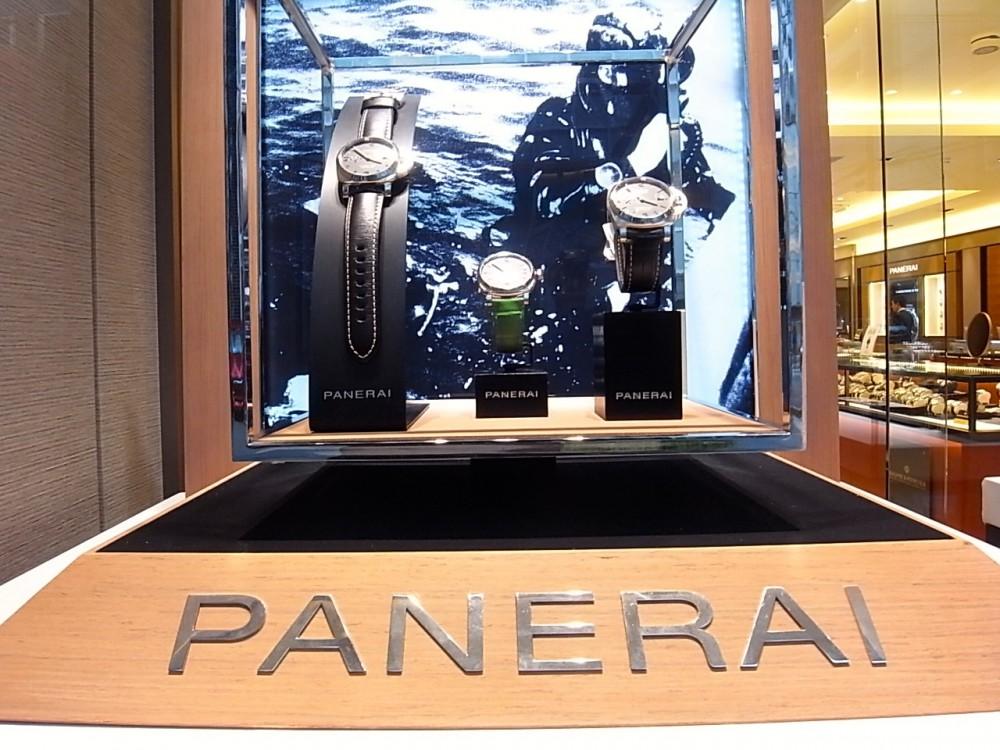 パネライコレクション開催中!ダイバーズウォッチの名作!「ルミノール サブマーシブル 1950 3デイズ オートマティック チタニオ PAM01305」-PANERAI -R1169892