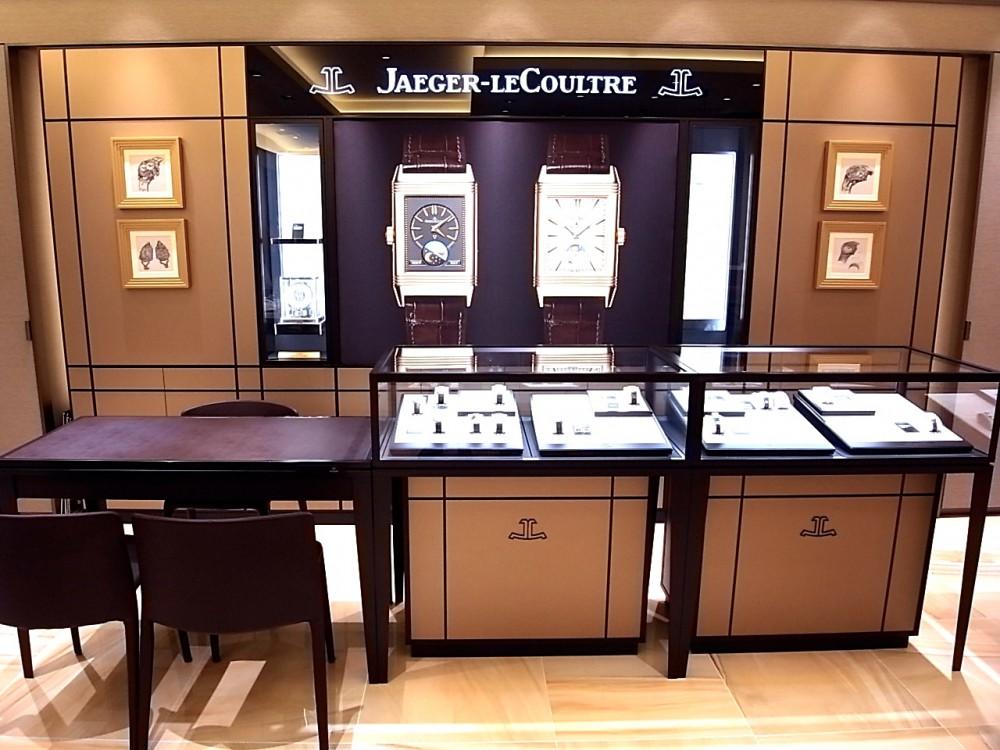 ジャガールクルト クラシカルなスモールセコンドがついた「レベルソ・クラシック・ラージ・スモールセコンド」-Jaeger-LeCoultre -R1170125