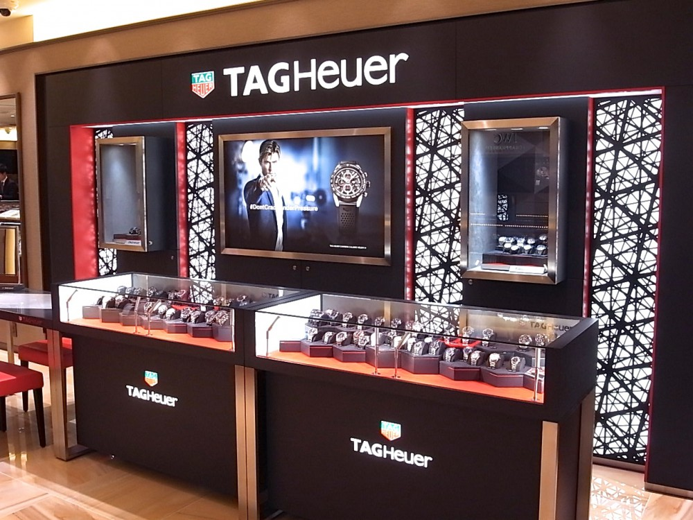 ファーストウォッチにオススメしたい!タグホイヤー 「カレラ キャリバー16 クロノグラフ」-TAG Heuer -R1170148
