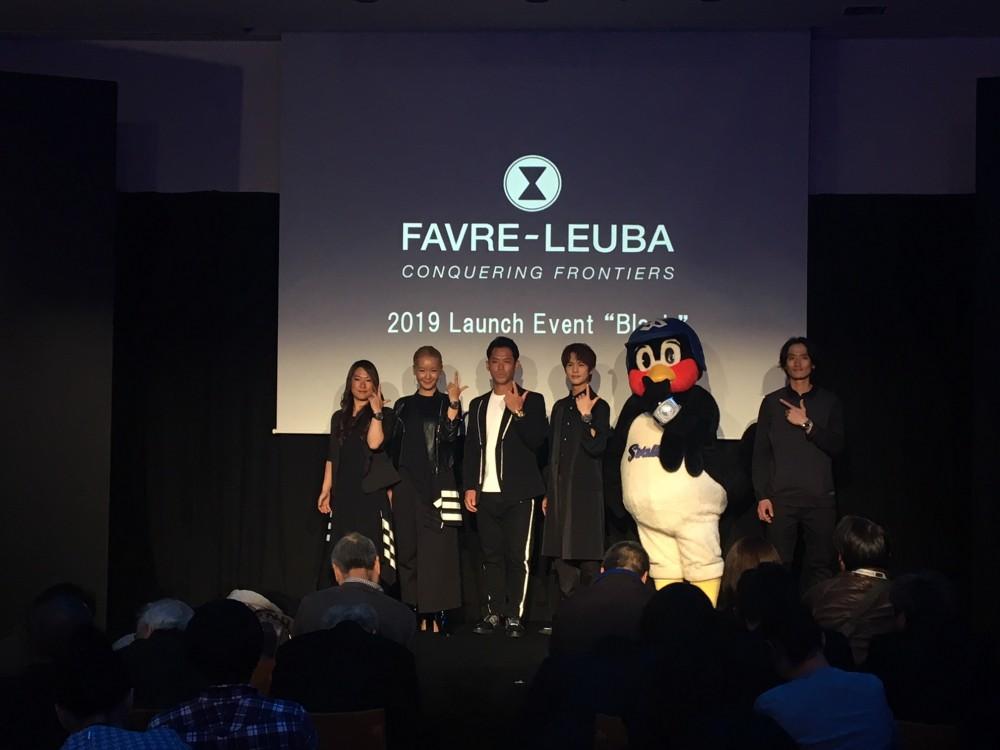 """""""ブラックエディション""""により精悍な印象になった、ダイバーズウオッチ!!-FAVRE-LEUBA -image1-3"""