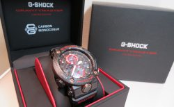 G-SHOCKのブランドカラーを鮮やかに表現! G-SHOCK「GRAVITYMASTER(グラビティマスター)」Limited Edition GWR-B1000X-1AJR