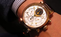 時計好きの方なら誰もが憧れる複雑機構 IWC「ダ・ヴィンチ・パーペチュアル・カレンダー・クロノグラフ」IW392101