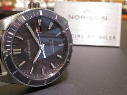スイス時計に対する愛がつまったブランド NORQAIN(ノルケイン)アドベンチャースポーツオート