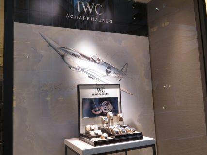 4月27日(土)よりIWCニューコレクションフェア開催!! 注目のパイロットウォッチ新作サンプル展示中です!