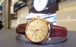 憧れの金無垢時計を腕にしてみませんか?IWC ポルトギーゼ・クロノグラフ・クラシック