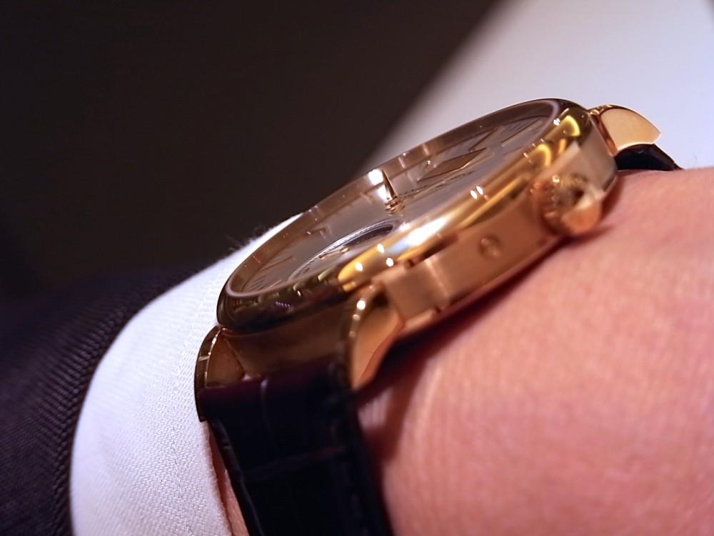 ドイツ時計の最高峰「A.ランゲ&ゾーネ」からサクソニア・ムーンフェイズ-A.LANGE&SÖHNE -R1170273