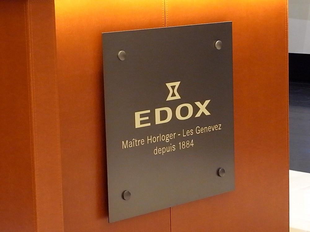エドックス キャンペーン開催中!爽やかなブルーが好印象の「グランドオーシャン クロノグラフ」-EDOX -R1170321