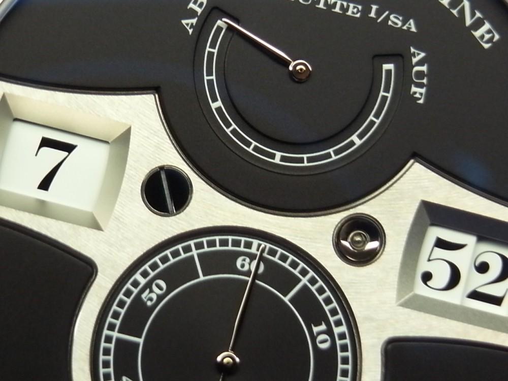 オオミヤ ワールドウォッチフェア開催中!A.ランゲ&ゾーネの独自性の高いモデル「ツァイトヴェルク」-A.LANGE&SÖHNE -R1170388