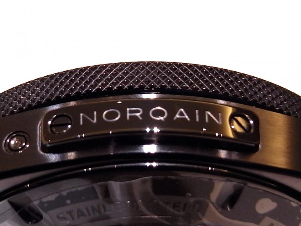 新ブランド取り扱い開始!新たなる挑戦と持ち主の冒険心を掻き立てる「NORQAIN(ノルケイン)」 アドベンチャー スポーツ クロノ オート DLC-NORQAIN -R1170595