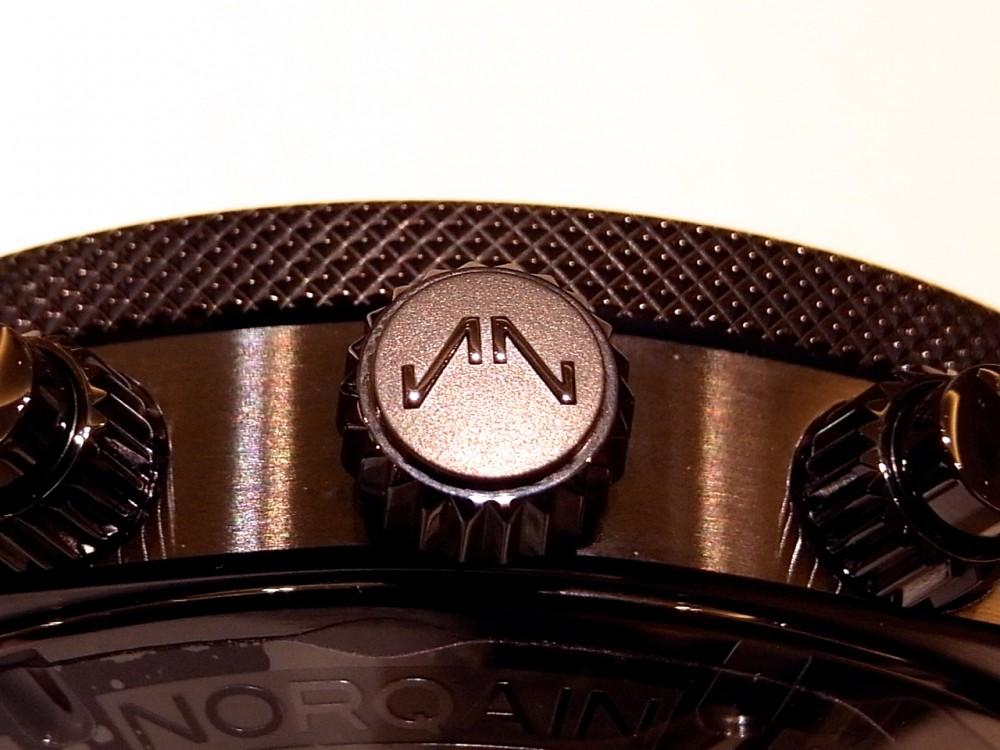 新ブランド取り扱い開始!新たなる挑戦と持ち主の冒険心を掻き立てる「NORQAIN(ノルケイン)」 アドベンチャー スポーツ クロノ オート DLC-NORQAIN -R1170596