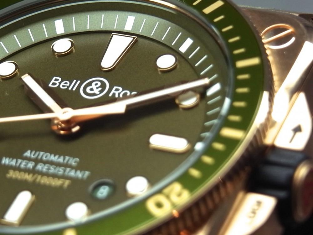 ベル&ロス 2019年新作モデル BR03 DIVER GREEN BRONZE 入荷!-Bell&Ross -R1170630-1
