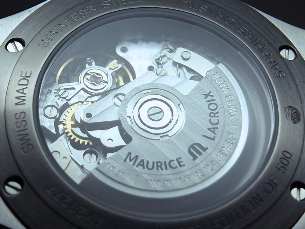 モーリスラクロア 新作モデル! アイコンオートマチッククロノグラフ 44mm リミテッドエディション入荷!-MAURICE LACROIX -R1170678