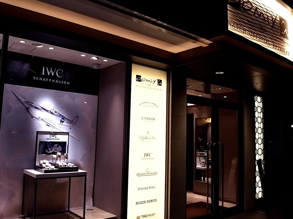 本日より、IWCニューコレクションフェアスタート! 人気の「ポルトギーゼ・オートマチック IW500705」-IWC -R1170711
