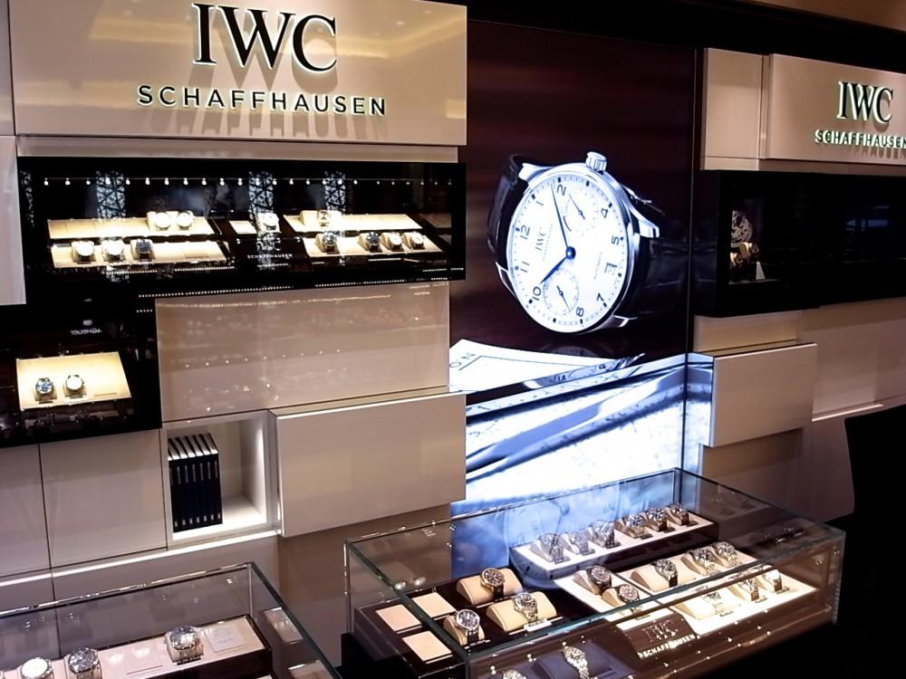 IWCの人気モデル!爽やかなブルー文字盤が好印象の「ポルトギーゼ・クロノグラフ」-IWC -R1170800