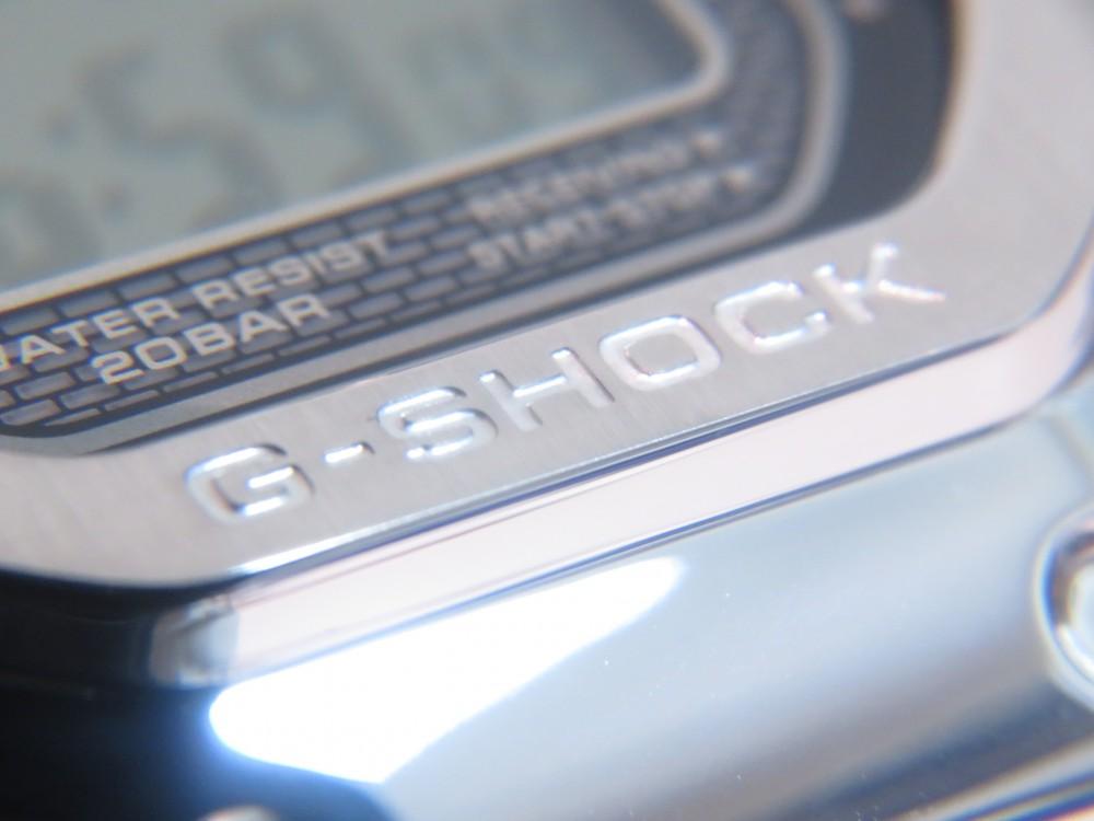 G-SHOCK ロングセラーの名作スクエアモデル GMW-B5000 - G-SHOCK