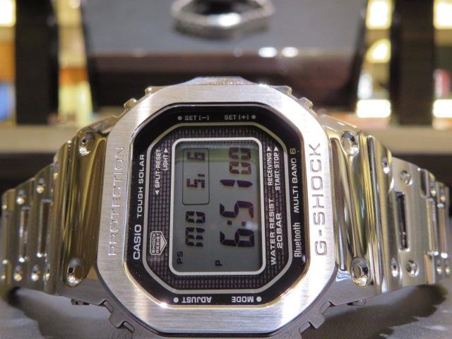 スーツに合うメタルジーショック! G-SHOCK「GMW-B5000」-G-SHOCK -IMG_0664