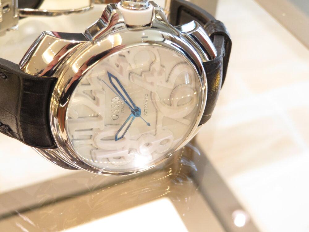 ファッションとデザインの街、イタリア ミラノで誕生した遊び心のある腕時計 OSSO ITALY-OSSO ITALY -IMG_1237