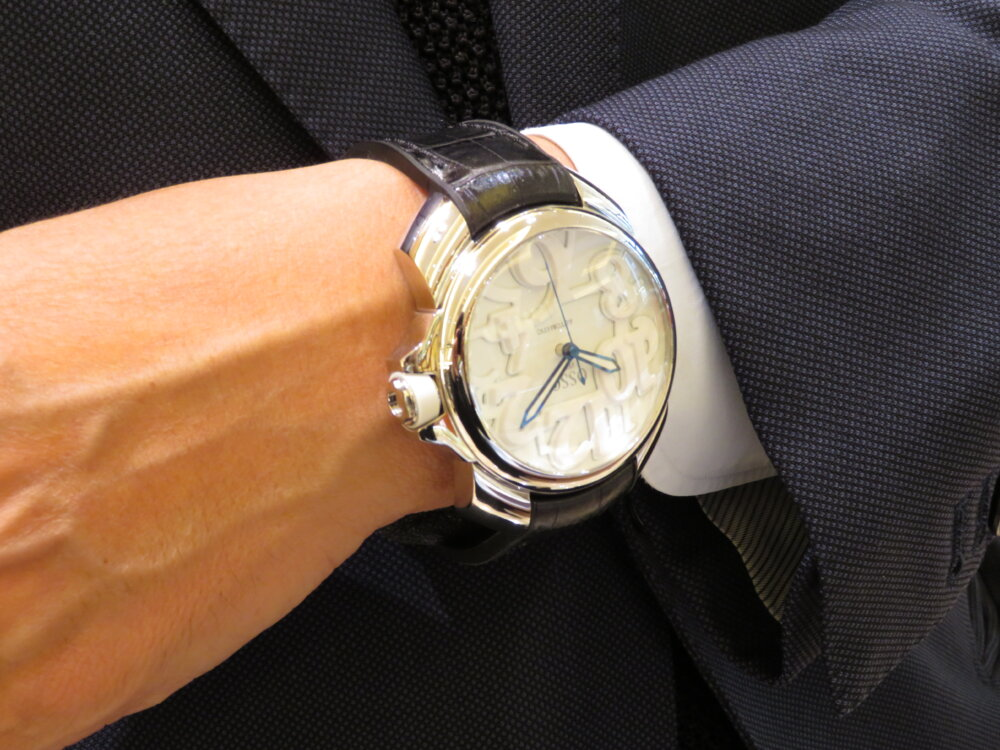 ファッションとデザインの街、イタリア ミラノで誕生した遊び心のある腕時計 OSSO ITALY-OSSO ITALY -IMG_1240