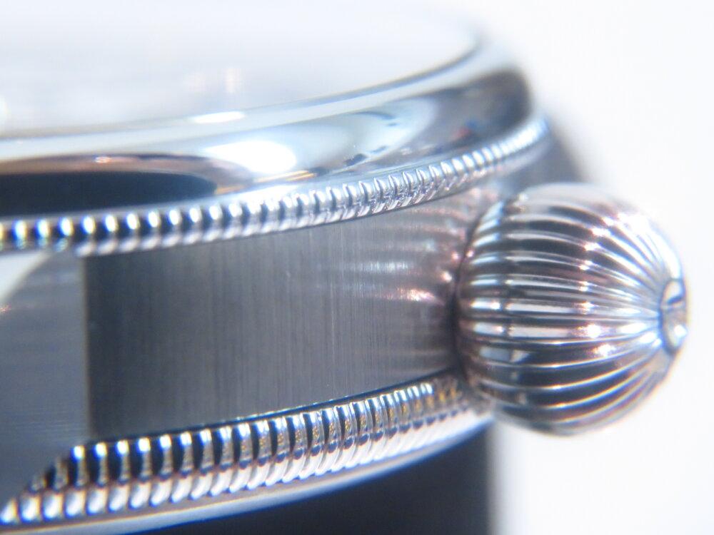 波模様のギョーシェが美しい!世界限定50本モデル! クロノスイス「フライング・レギュレーター ナイト アンド デイ アニバーサリーエディション」CH-8763-BLSI-CHRONOSWISS -IMG_1360