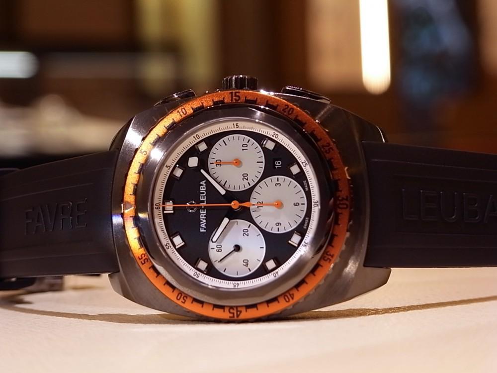 二番目に古いスイスの時計ブランド「ファーブル・ルーバ」のレイダー・シースカイ-FAVRE-LEUBA -R1169930