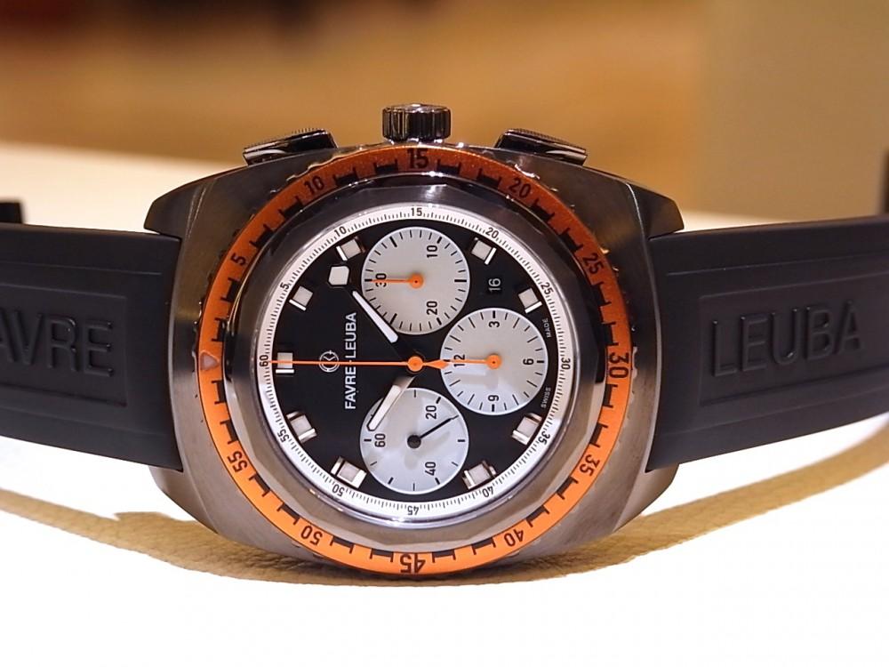 二番目に古いスイスの時計ブランド「ファーブル・ルーバ」のレイダー・シースカイ-FAVRE-LEUBA -R1169932