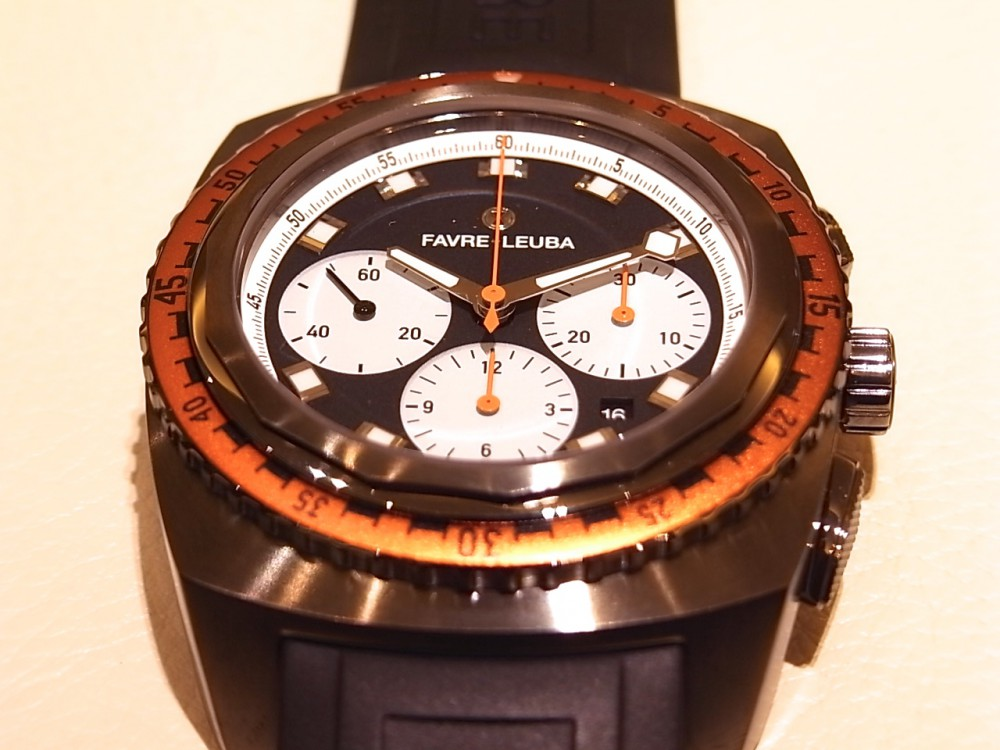 二番目に古いスイスの時計ブランド「ファーブル・ルーバ」のレイダー・シースカイ-FAVRE-LEUBA -R1169938