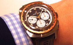 二番目に古いスイスの時計ブランド「ファーブル・ルーバ」のレイダー・シースカイ