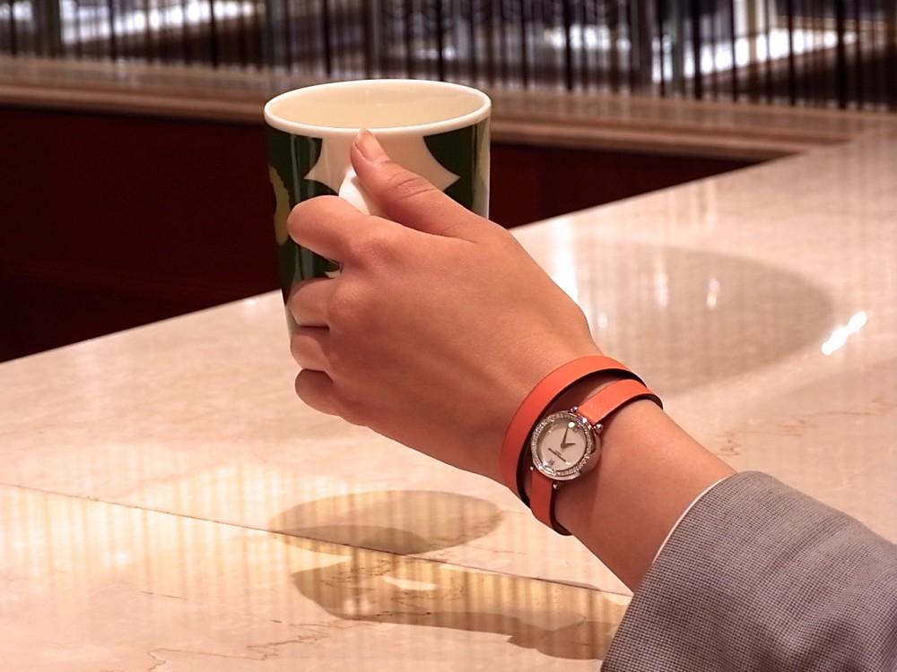 鮮やかな色彩を腕元に♪  ボーム & メルシエ「プティプロメス」-BAUME&MERCIER -R1170813