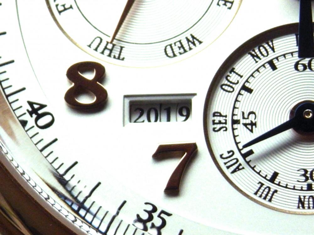 500年以上先へ ... IWC永久カレンダー搭載「ダ・ヴィンチ・パーペチュアル」-IWC その他 -R1171010