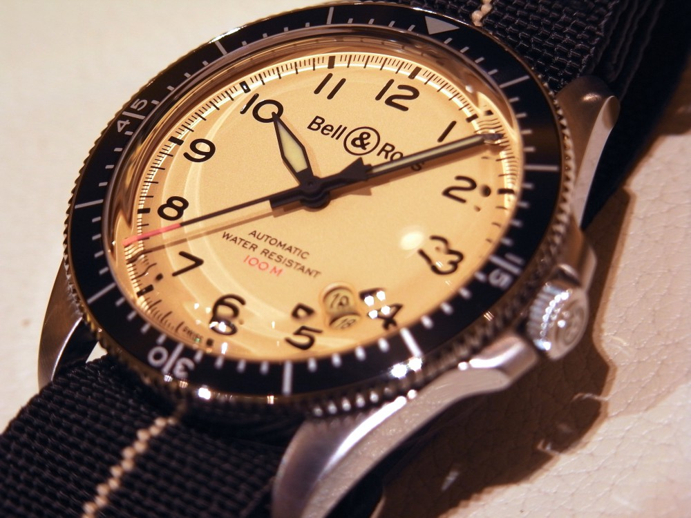 BELL&ROSS 2019年新作モデル入荷「BR V2-92 MILITARY BEIGE」-Bell&Ross その他 -R1171030