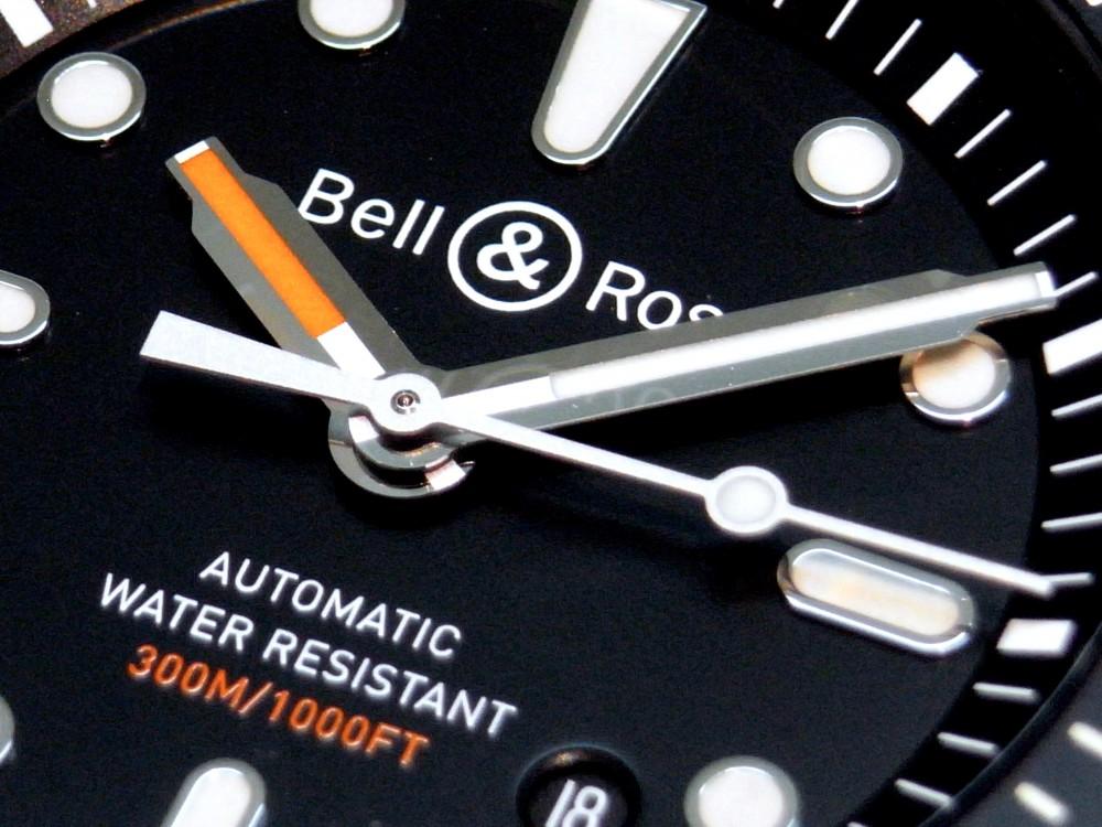 ベル&ロス 2019年新作モデル「BR03 DIVER BLACK MATTE」入荷。-Bell&Ross その他 -R1171052