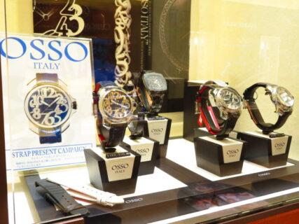 OSSO ITALY(オッソイタリィ)から新作モデル入荷!メンズモデル DOMINARE(ドミナーレ)